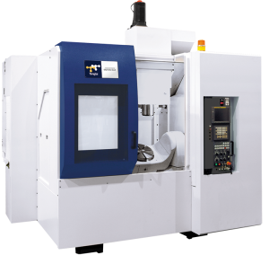 Tongtai MDV 5-Axis Trunnion Type Vertical Series