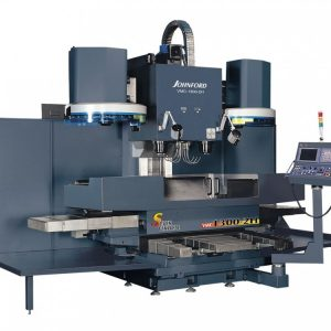 Johnford SV and VMC Twin Spindle Series