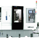 QuickTECH Twin Spindle 7-Axis Mill/Turn Series